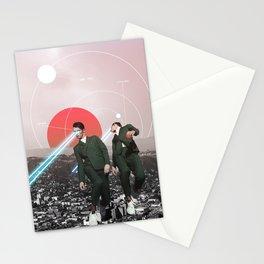 II Atomic Boys Stationery Cards