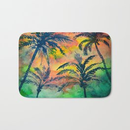 Beach Party Bath Mat