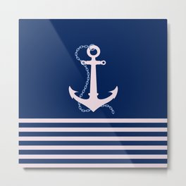 Nautical AFE_2020_3 Metal Print