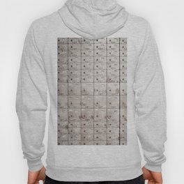Chests with numbers Hoody
