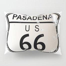 Pasadena Route 66 Pillow Sham