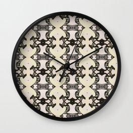 drumbeat Wall Clock