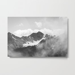Olympus Metal Print