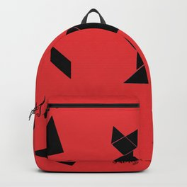 tangram collection Backpack