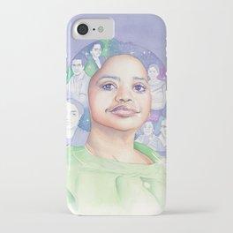 Dorothy Vaughn Hidden Figures iPhone Case