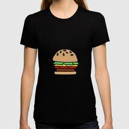Burger Off T-shirt