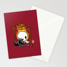 Roasted Chicken Stationery Cards