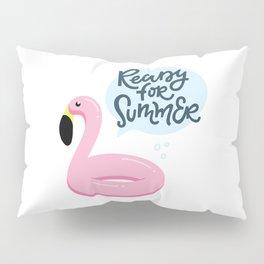 Ready For Summer Pillow Sham