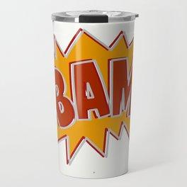 Bam explosion Travel Mug