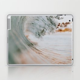 summer waves xiii Laptop & iPad Skin