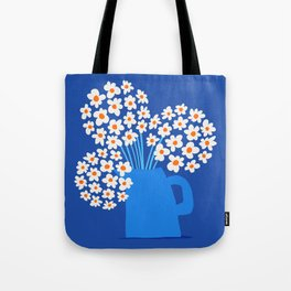 Abstraction_FLORAL_Blossom_001 Tote Bag