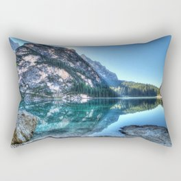 Blue Bliss Rectangular Pillow