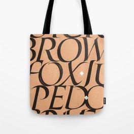 The dog said... Tote Bag