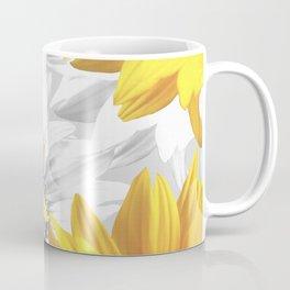 Sunflower Bouquet #decor #society6 #buyart Coffee Mug