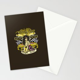 Speed Queen Stationery Cards