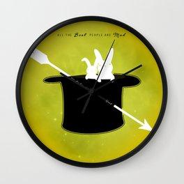 MAD ARCHER Wall Clock