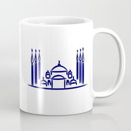 Sultanahmet Mosque Coffee Mug