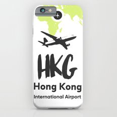 HKG HONG KONG airport iPhone 6s Slim Case
