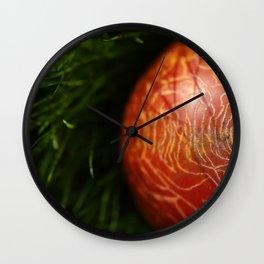 kaki Wall Clock