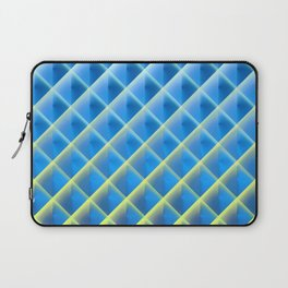 Deep Magic Grid 05 Laptop Sleeve