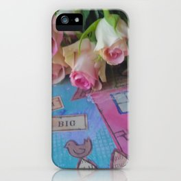 House Of Roses iPhone Case