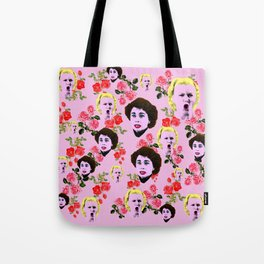 Mommie Dearest 'I Am Not One of Your FANS!' Tote Bag