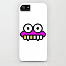 TEEF iPhone Case