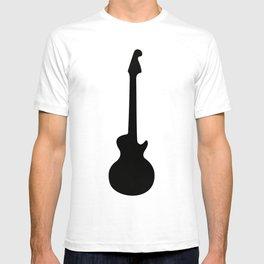 Simple Guitar T-shirt