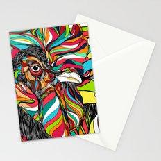 Tropical Cock (Feat. Bryan Gallardo) Stationery Cards