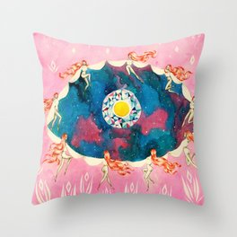 Iele Throw Pillow