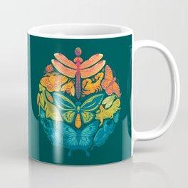 Bugs & Butterflies 2 Coffee Mug