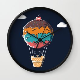 Sweet Journey Wall Clock