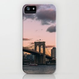 Sunset Over Brooklyn iPhone Case