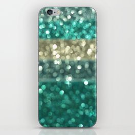 Ombre Blue... iPhone Skin