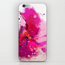 Kiss, kiss, kiss iPhone Skin
