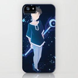 wizard dan iPhone Case