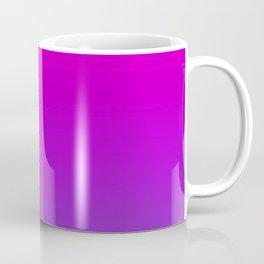 Pink and Purple Ombre Coffee Mug