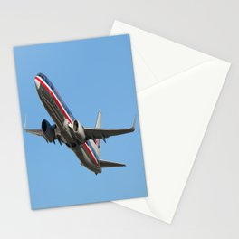 N898NN American Airlines Boeing 737-823 Miami Florida USA Aircraft Stationery Cards