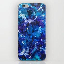 Oceanic Ink iPhone Skin