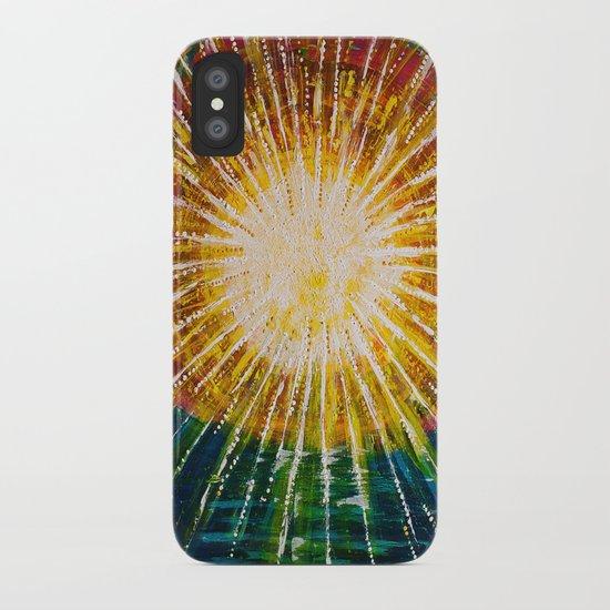 :: OneSun II :: iPhone Case
