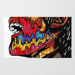 Scream Rug
