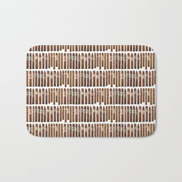 Cigars Bath Mat