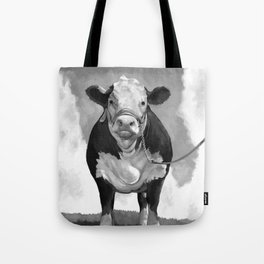 Welcome to the Pasture Tote Bag