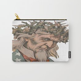 Our Savior Uncle Sam Carry-All Pouch