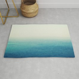 The Big Blue Rug