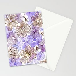 Sweet Lilac Stationery Cards