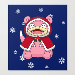 Wintertime Derp Canvas Print