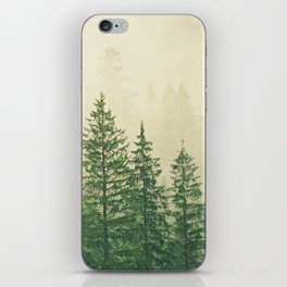Majestic Forest iPhone Skin
