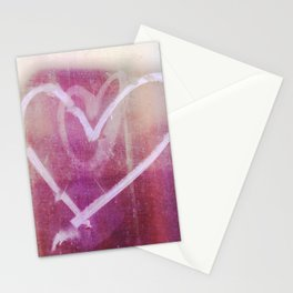 be still my beating heart Stationery Cards
