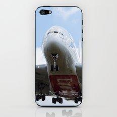 Emirates Airbus A380 iPhone & iPod Skin